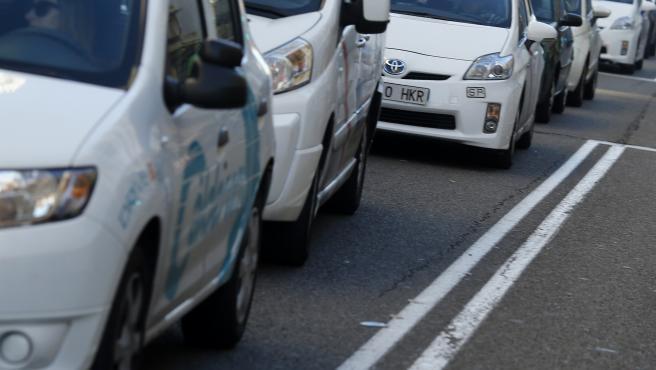 El tráfico motorizado es una de las principales causas de la contaminación del aire por ozono, según el informe de Ecologistas en Acción.