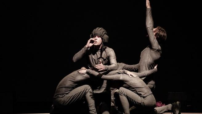 Escena de la obra 'Interbeing'