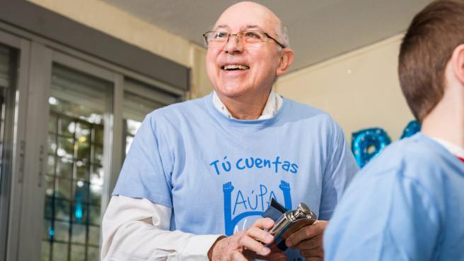 Gerardo Prieto, pediatra gastroenterólogo jubilado