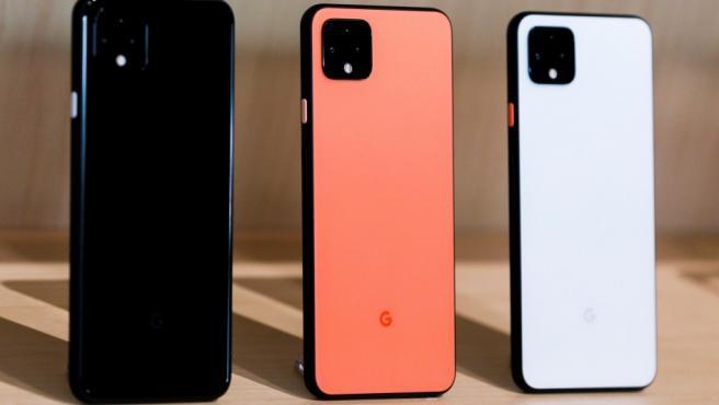Google presenta los nuevos Google Pixel 4 y Pixel 4 XL.