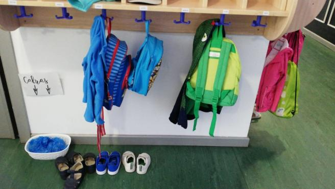 Imagen de recurso de una escuela infantil.