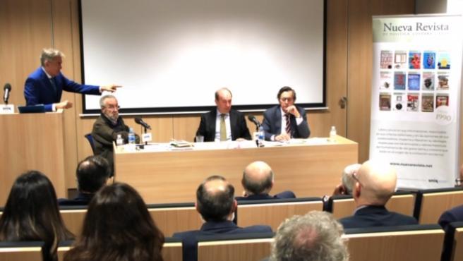 Debate en la Universidad de La Rioja