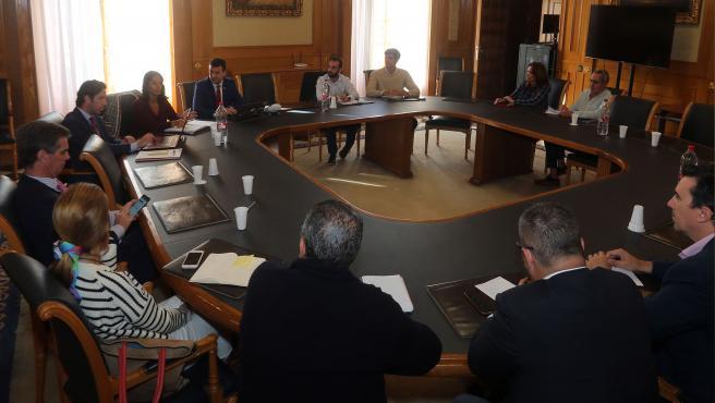 Marbela celebra una reunión con el tejido empresarial de la ciudad dentro del Foro 'Invest in Cities'
