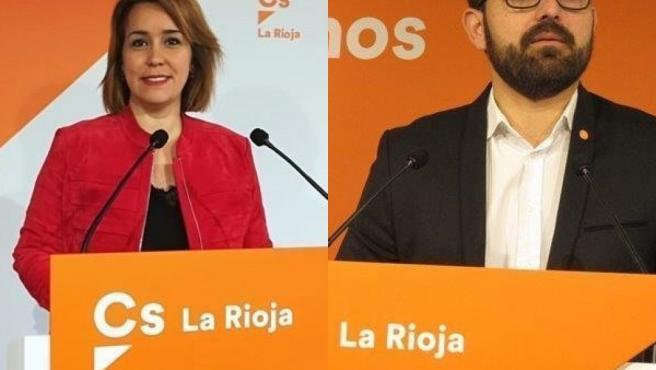 Maria Luisa Alonso y Diego Ubis encabezarán la lista al Congreso y el Senado, respectivamente, por La Rioja
