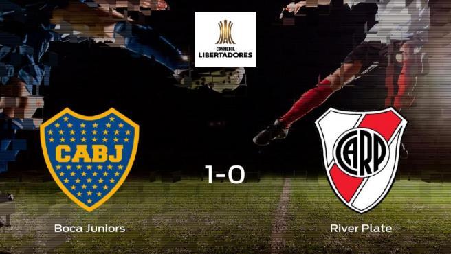 El River Plate pasa a pese a perder fuera de casa frente al Boca Juniors por 1-0