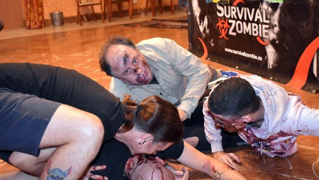 Invasión zombie en Ciudad Real