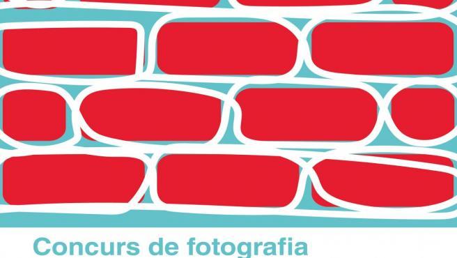 Cartel del concurso de fotografía 'Sentir en un clic', de CERMI Balears.