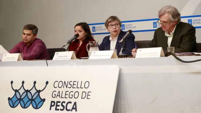Consello galego de Pesca de 2019