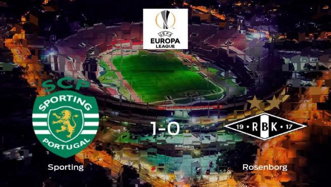 Los tres puntos se quedan en casa: Sporting CP 1-0 Rosenborg