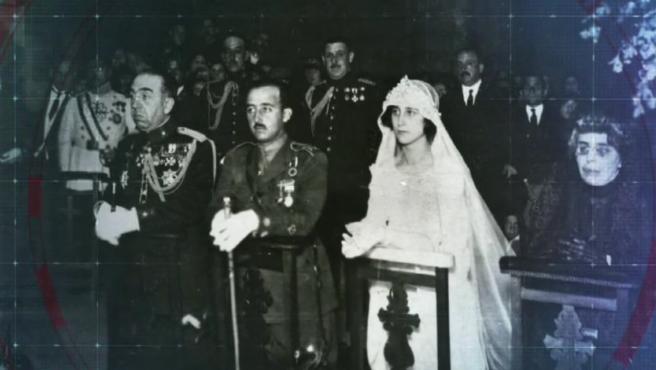 Carmen Polo, la esposa de Franco, bajo la lupa de 'En el punto de mira' (Cuatro).