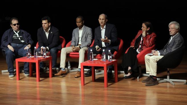 III Congreso Internacional de la Tecnología y Turismo para la Diversidad. Fundación ONCE. Palacio de Ferias y Congresos de Málaga: FYCMA. Málaga 23/10/2019 Foto: MIGUE FERNÁNDEZ