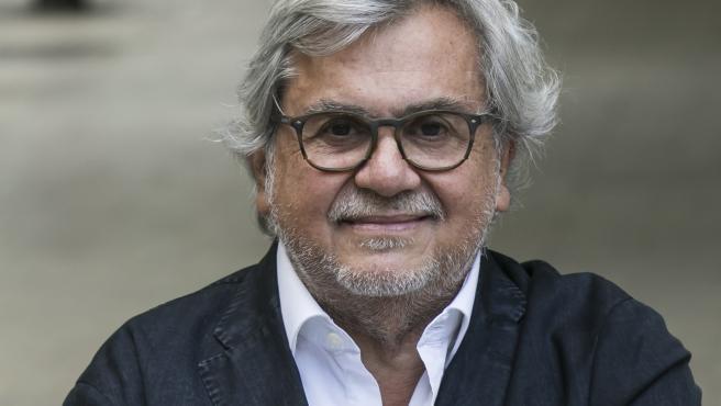 El escritor Ildefonso García-Serena.