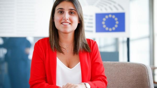 La eurodiputada socialista Alícia Homs.