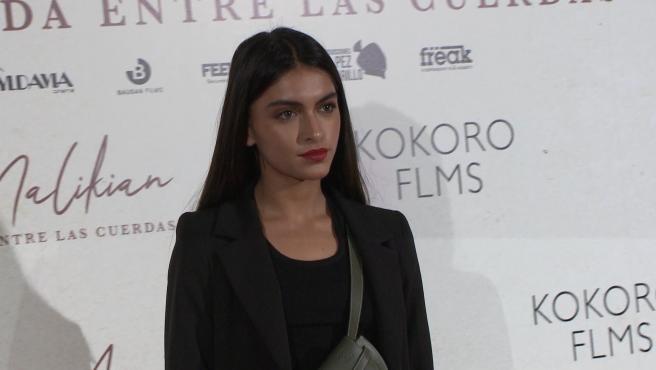 Lucía Rivera está feliz con su relación con Marc Márquez
