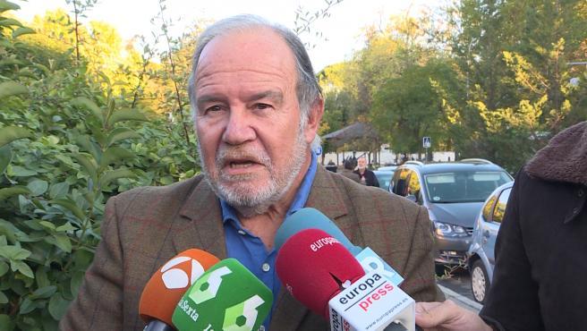 """Presidente de la Fundación Franco: """"Aquí no se va a rendir nadie"""""""