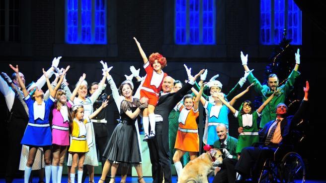 Se buscan niñas para participar en el musical 'Annie', que se va a representar en Riojafórum.