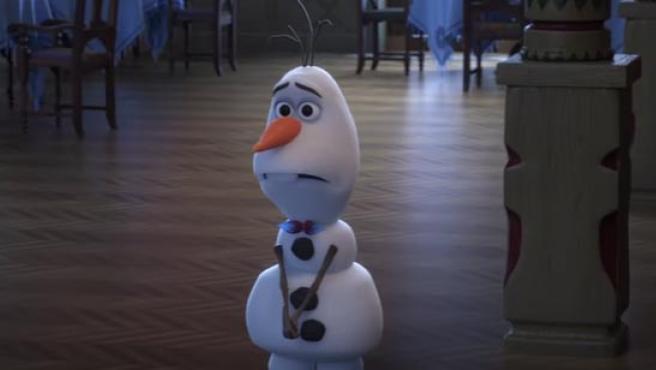 Arrestado un hombre por tener sexo con un peluche de Olaf