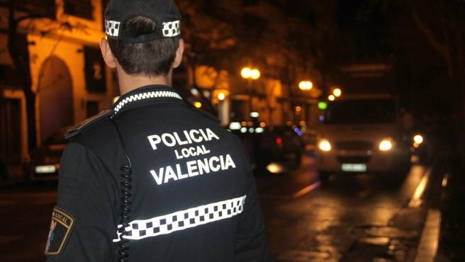 Agente de la Policía Local de València