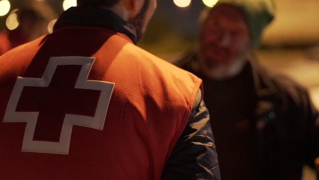 Atención de Cruz Roja a personas vulnerables