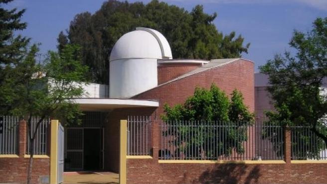 Imagen Del Centro De Ciencia Principia De Málaga