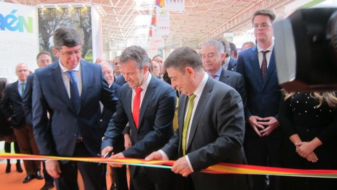 Inauguración de Tierra Adentro