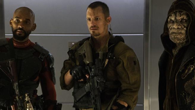 """""""Es como si rodara mi primera comedia"""": Joel Kinnaman habla de 'The Suicide Squad'"""