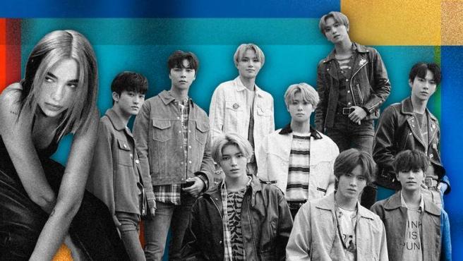 Cartel de los premios MTV EMA Sevilla 2019.