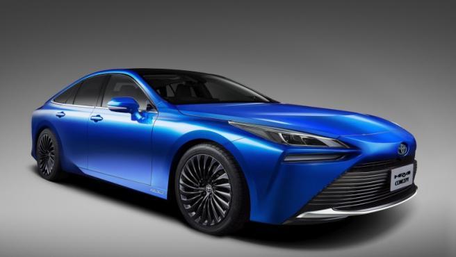 Toyota ofrece un anticipo de los avances que está introduciendo en todas las facetas del nuevo Mirai en el Salón del Automóvil de Tokio.