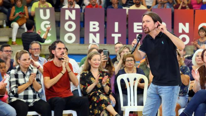 Segundo vídeo electoral de Podemos