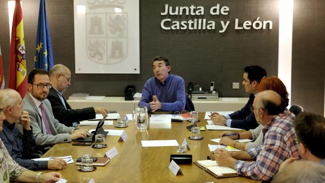 Ángel Hernández preside el Consejo Asesor de la Memoria Histórica.