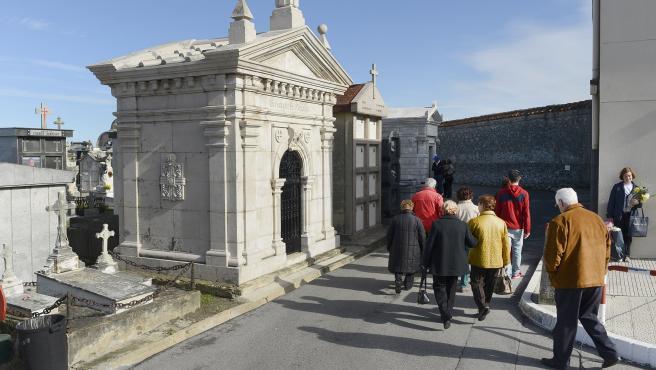 Cementerio de Ciriego en Santander