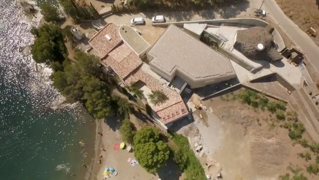 El centro de investigación El Bulli1846, en cala Montjoi (Girona), donde estaba ubicado el mítico El Bulli.