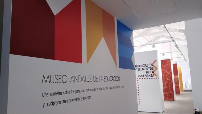 El Museo Andaluz de la Educación en Alhaurín de la Torre