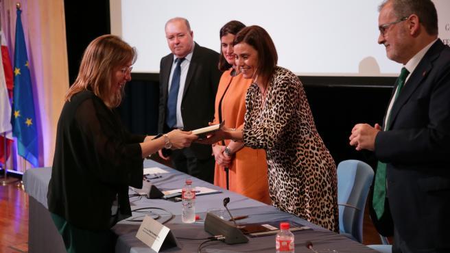Entrega de los premios de la Fundación Diagrama