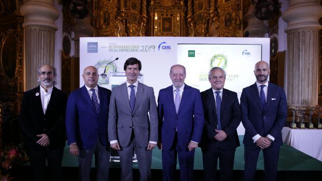 Entrega de los VII Premios de RSE de Sevilla