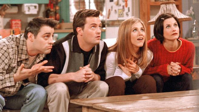 Jennifer Aniston adelanta una sorpresa de 'Friends'