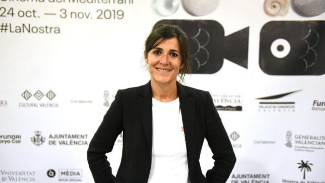 La directora italiana Michela Occhipinti