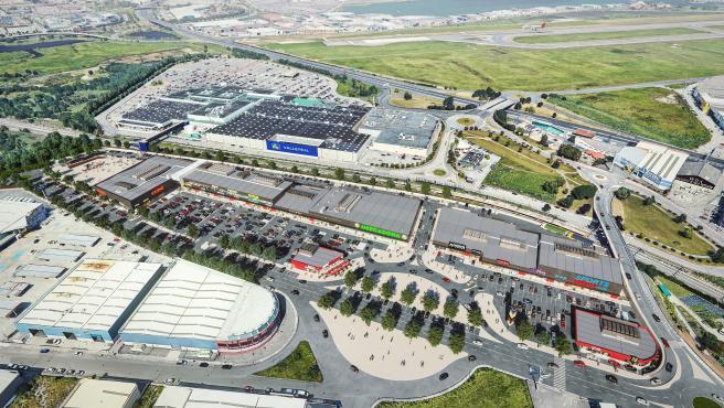 Nuevo parque comercial y de ocio Bahía Real