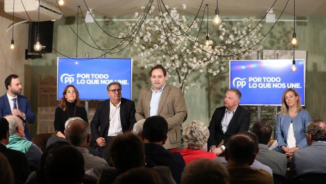Paco Núñez con Zoido en Tomelloso
