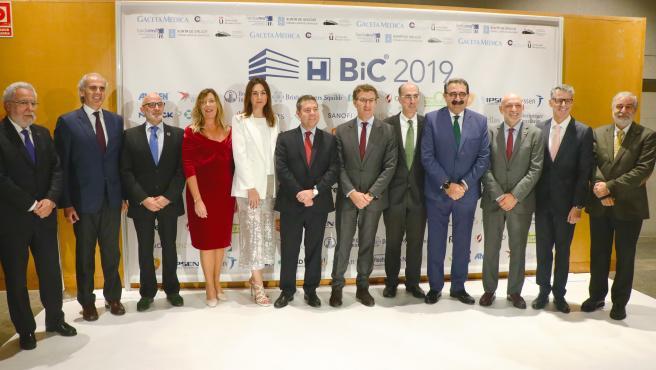 Premios Hi bic 2019. Emiliano García Page