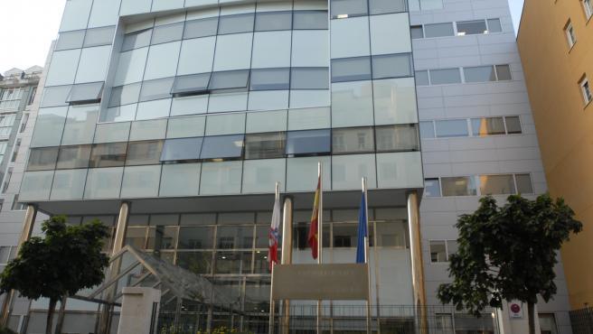 Sede Del Gobierno De Cantabria