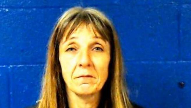 La cuñada de la víctima, acusada por haber encontrado el cadáver en su patio trasero.