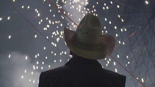 Fotograma del documental 'Poetas del cielo'