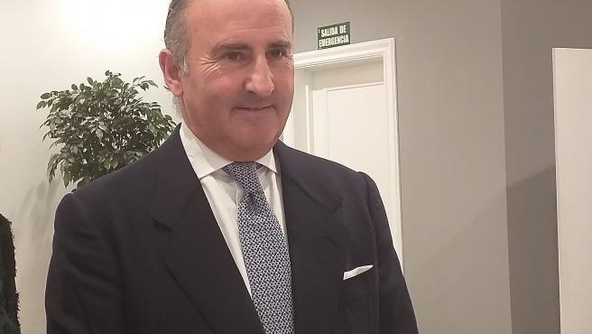 Pablo Junceda, director general de Sabadell Gallego.