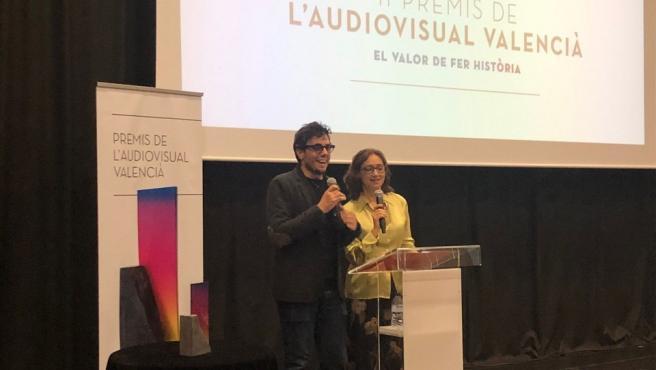 Anuncio de los nominados a los II Premis de l'Audiovisual