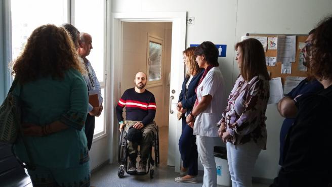 El Centro de Salud Escola Graduada ha ejecutado mejoras de accesibilidad.
