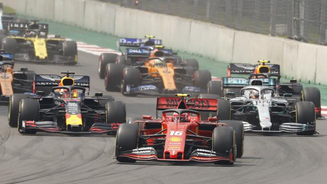 Carrera del GP de México de Fórmula 1.