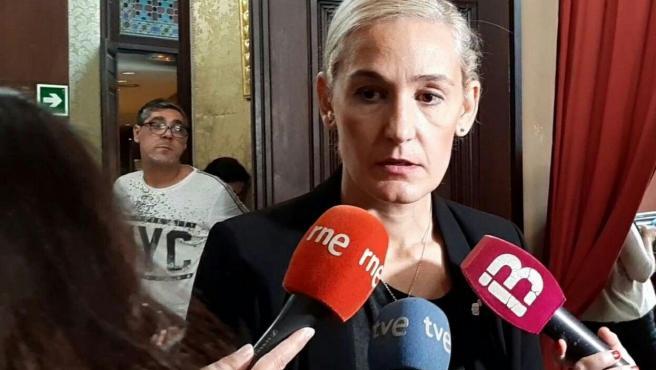 La portavoz de Cs en Palma, Eva Pomar.
