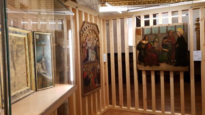 Museo En El Convento De Las Úrsulas En Salamanca.