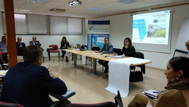 Reunión proyecto Silver Montalbán